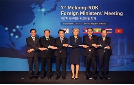 The 7th Mekong-ROK Foreign Ministers' Meeting